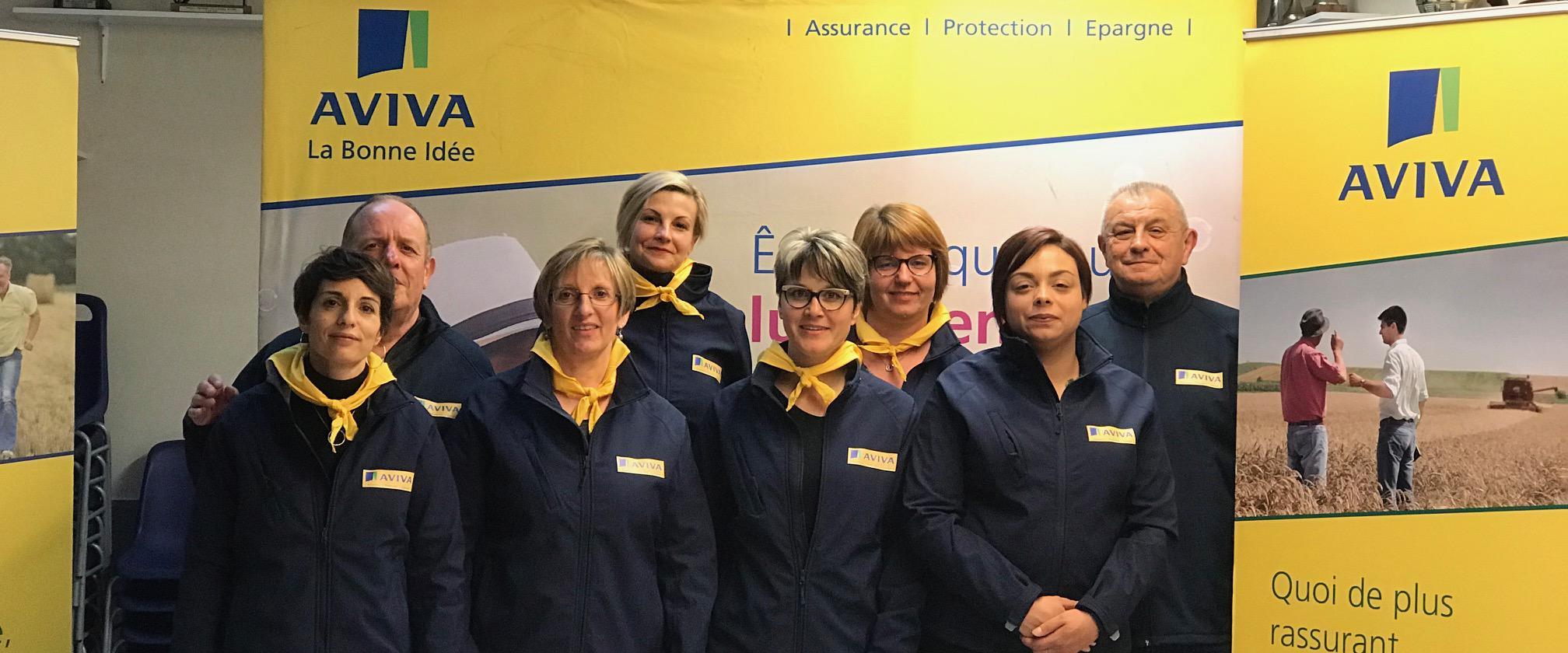 agence assurance AVIVA Aire sur l'Adour