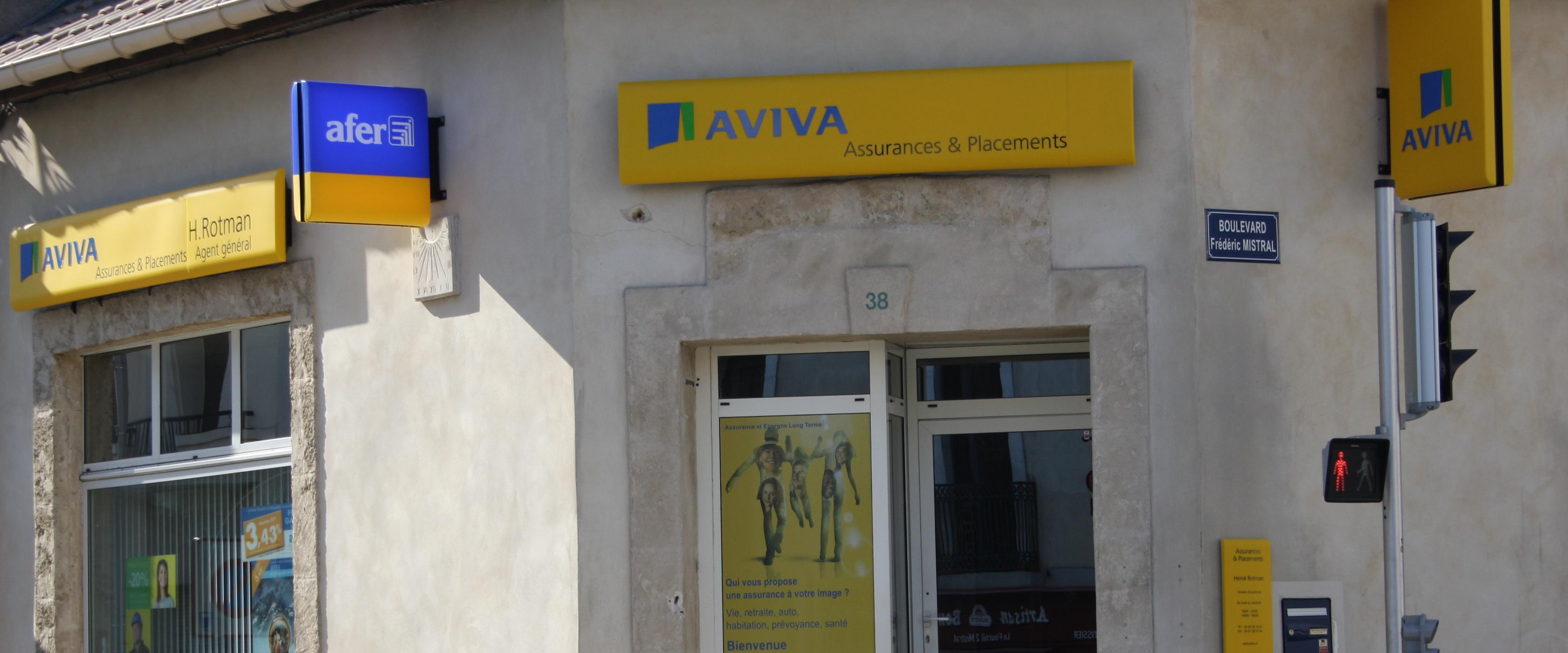 agence assurance Béziers Théâtre