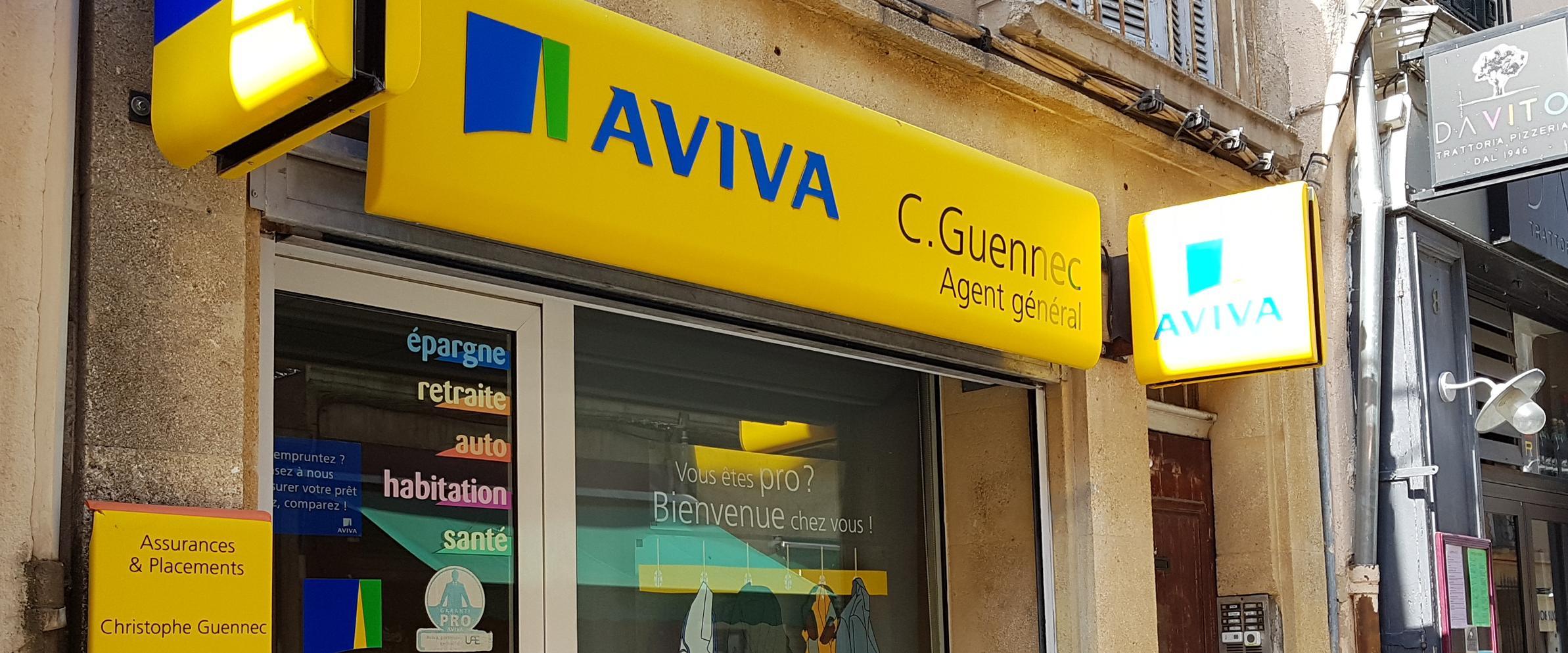 agence assurance AVIVA ASSURANCES