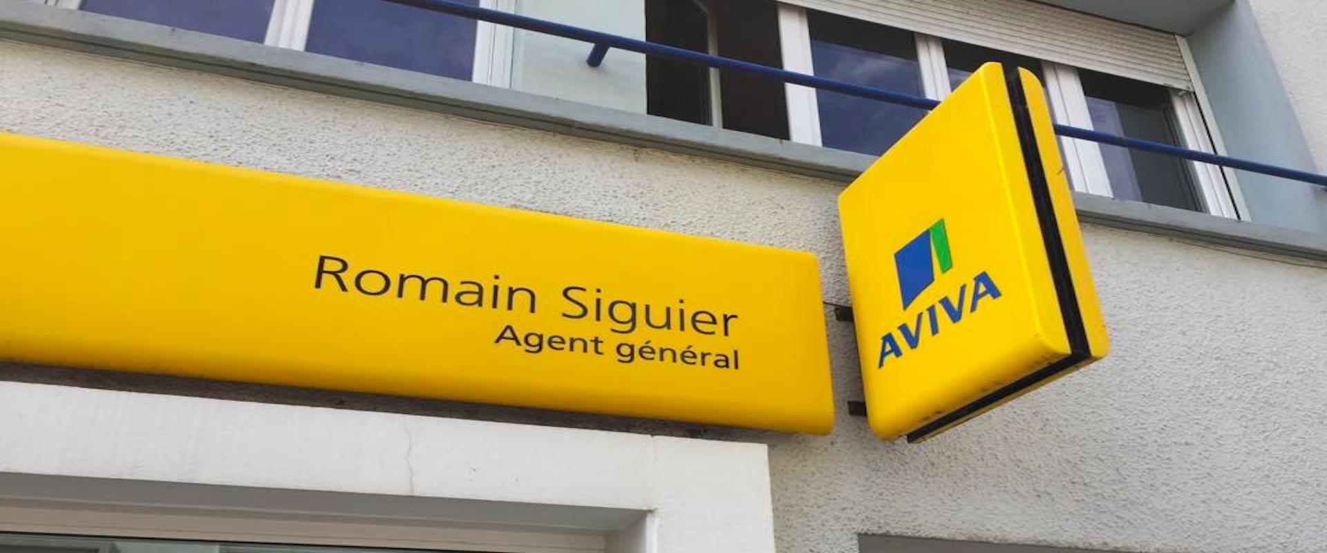 agence assurance AVIVA Saint-Nazaire