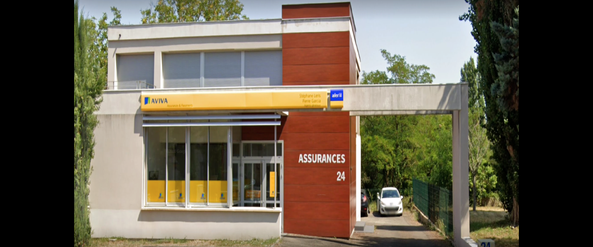 agence assurance AUCH
