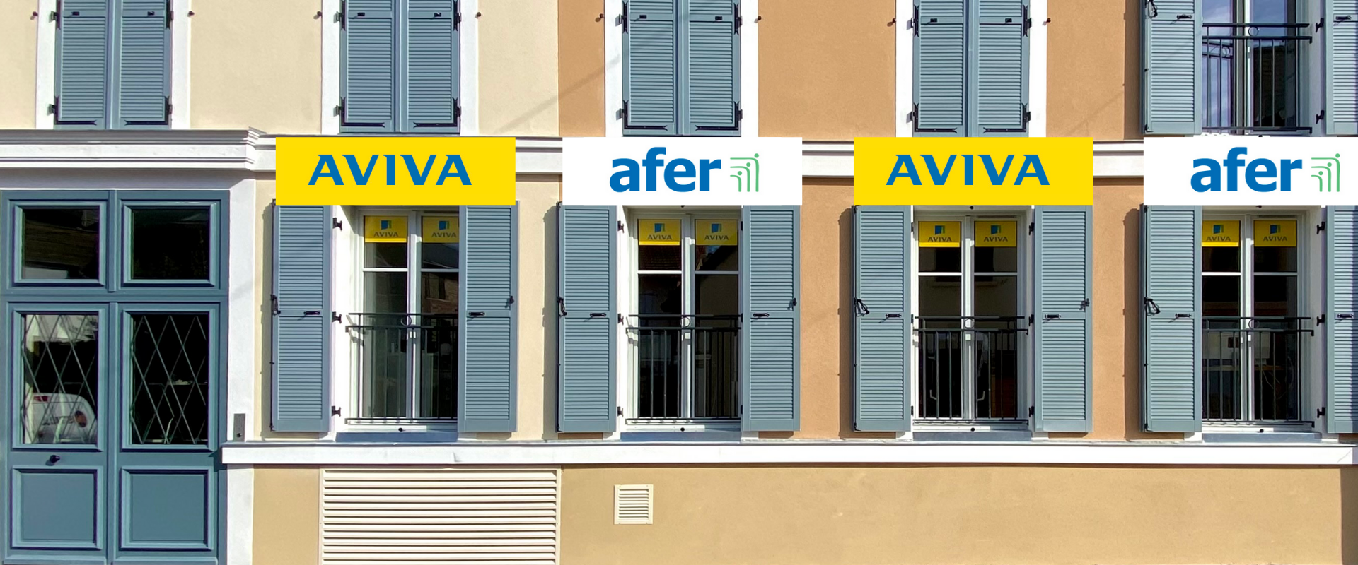 agence assurance AVIVA afer Maisons-Laffitte