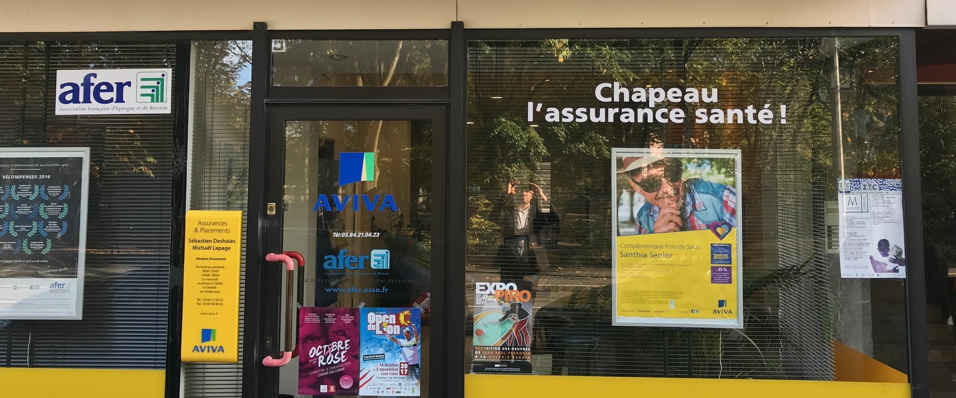 agence assurance DESHAIES-LEPAGE