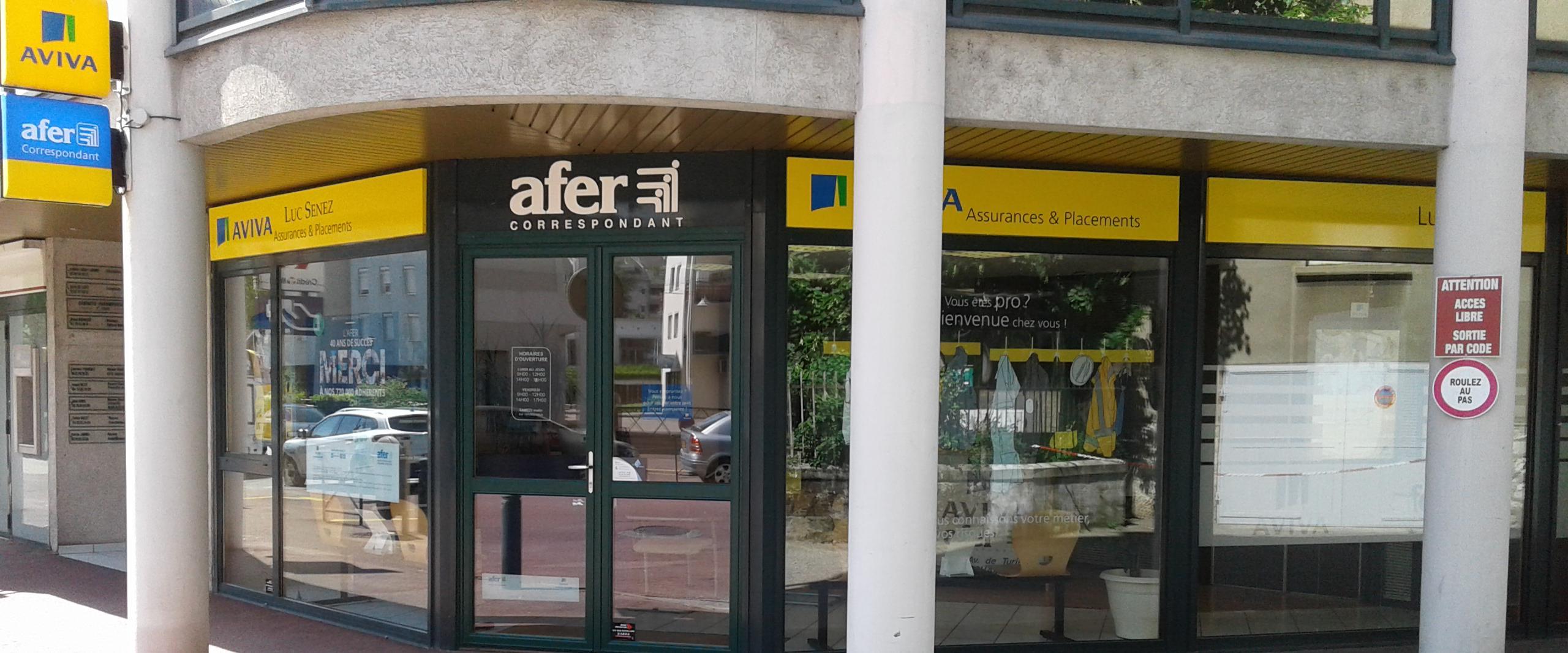 agence assurance CHAMBERY Alpes avenue de TURIN