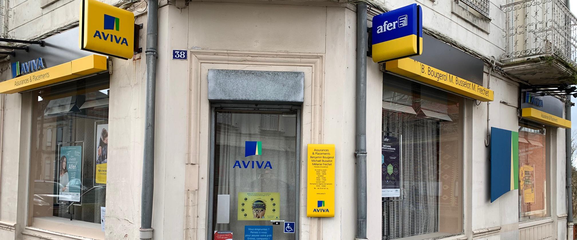 agence assurance Lurcy-Lévis